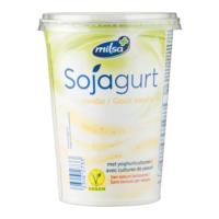 Milsa sojagurt vanille