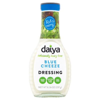 Daiya blue cheeze dressing