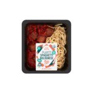 Rebl Chef planty spaghetti bolognese