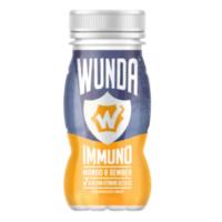 Wunda mango gember shot