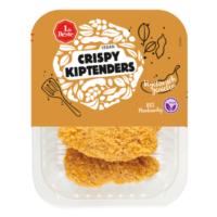 1 de Beste crispy kiptenders