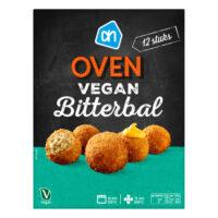AH oven vegan bitterbal