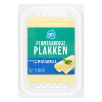 AH Plantaardige plak alt. voor mozzarella