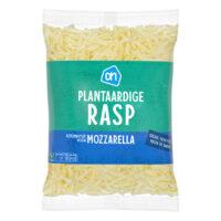 AH Plantaardige rasp alt. voor mozzarella
