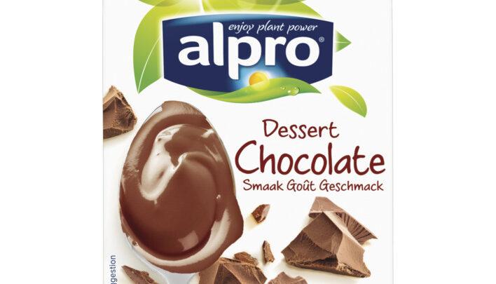 Alpro dessert chocolate