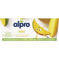 Alpro kids kwark mango