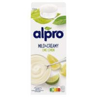 Alpro mild & creamy lime lemon