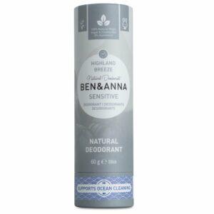 Ben & Anna deodorant sensitive