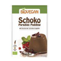 Biovegan chocolade pudding