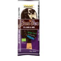 Bonvita bon ice 73% dark & nibs