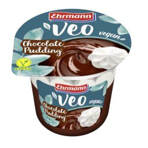 Ehrmann veo chocolate pudding