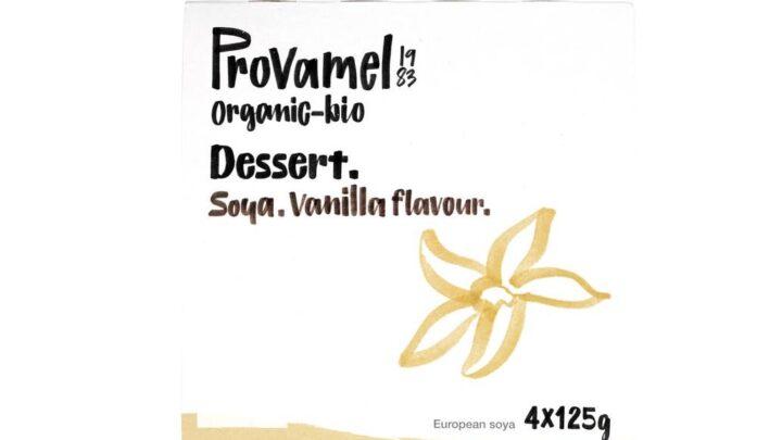 Provamel dessert vanilla