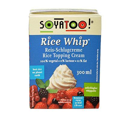 Soyatoo rijst slagroom