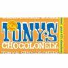Tony's Chocolonely puur 51% chocokoek citroenkaramel