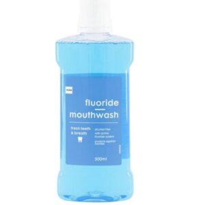 Hema mondwater fluoride