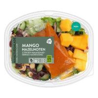 AH maaltijdsalade mango hazelnoten