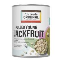 Fairtrade Original Shredded young jackfruit