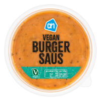 AH vegan burgersaus