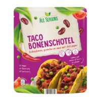 All Seasons taco bonenschotel