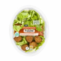 Jumbo lekker veggie maaltijdsalade falafel