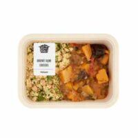 Uit de keuken van Maass groente tajine couscous