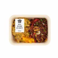 Uit de keuken van Maass masala rode quinoa zoete aardappel