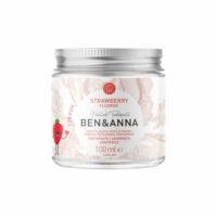 Ben & Anna toothpaste strawberry met fluoride