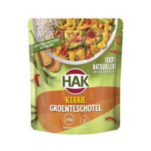 HAK kerrie groenteschotel