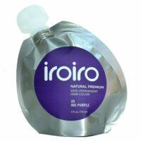 Iroiro semi-permanente haarverf purple
