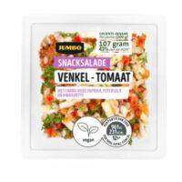 Jumbo snacksalade venkel - tomaat