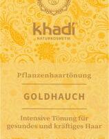 Khadi haarverf golden