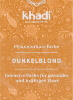 Khadi haarverf dark blonde