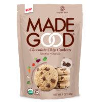 Made Good chocolate chip cookies