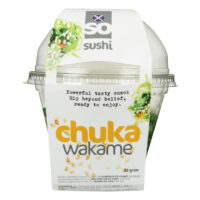 So Sushi chuka wakame