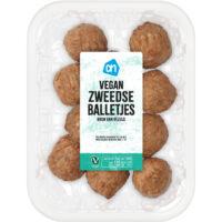 AH vegan zweedse balletjes
