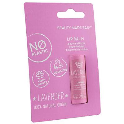 Beauty Made Easy lippenbalsem lavender