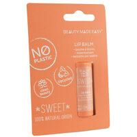 Beauty Made Easy lippenbalsem papieren tube sweet