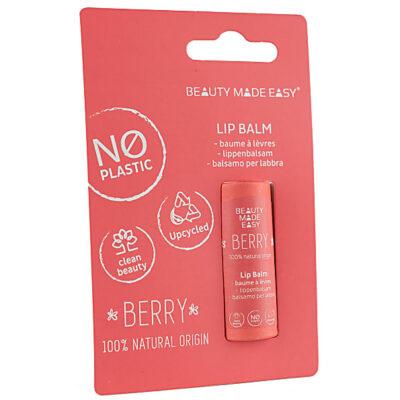 Beauty Made Easy lippenbalsem papieren tube