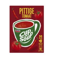 Cup a Soup pittige tomaat