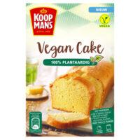 Koopmans vegan cake