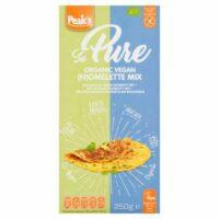 Peak's so pure organic vegan (n)omelette mix