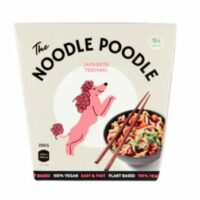 The Noodle Poodle japanse teriyaki