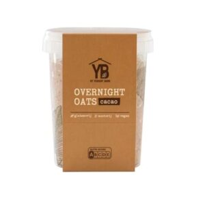 Yoghurt Barn overnight oats cacao