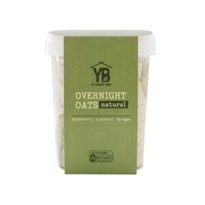 Yoghurt Barn overnight oats natural